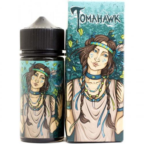 Жидкость Tomahawk - Mint Mana 100мл/3мг