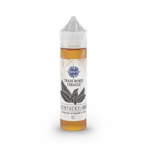 Жидкость Tradewinds Tobacco - Kentucky 60мл/6мг