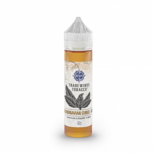 Жидкость Tradewinds Tobacco - Scandinavian Cured 60мл/6мг