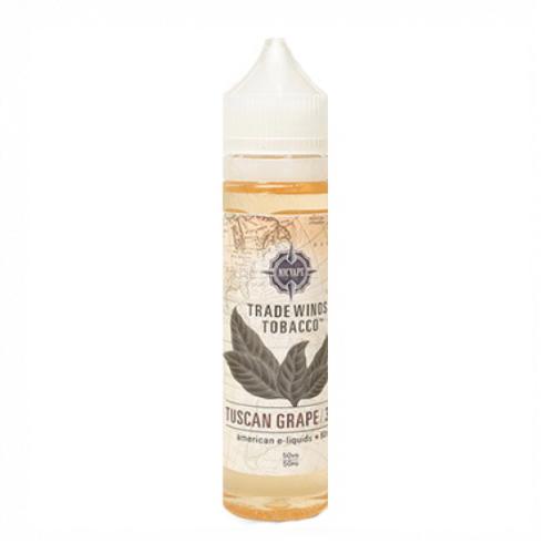 Жидкость Tradewinds Tobacco - Tuscan Grape 60мл/6мг