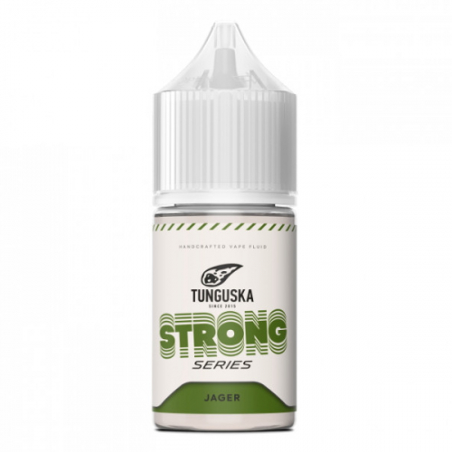 Жидкость Tunguska Strong - Jager 30мл/20мг