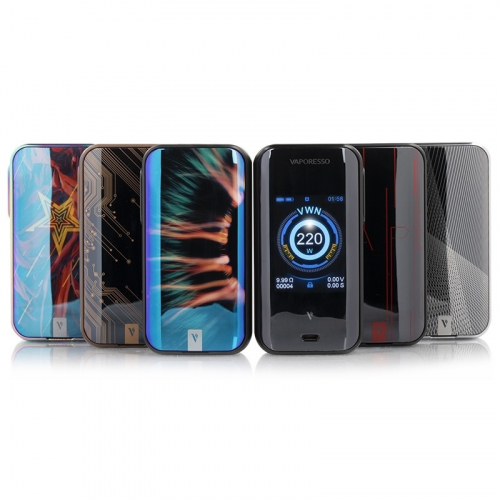 Мод Vaporesso LUXE TFT Screen 220W