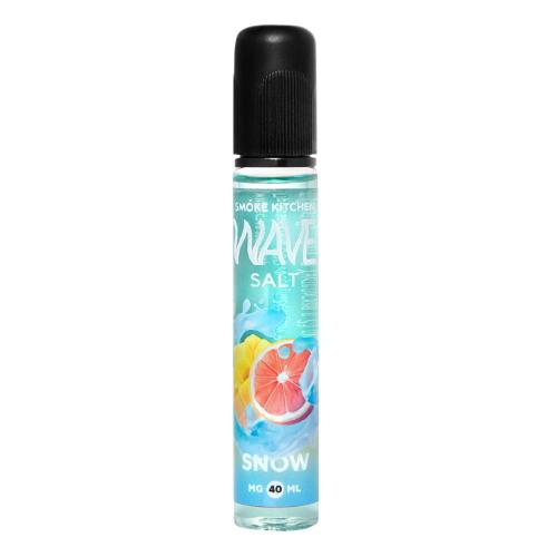 Жидкость Smoke Kitchen Wave Salt - Snow 30мл/20мг