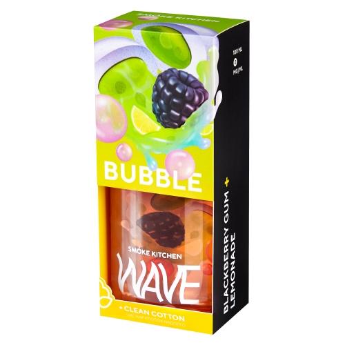 Жидкость Smoke Kitchen WAVE 100 мл. ''Bubble'' 3 мг./мл.