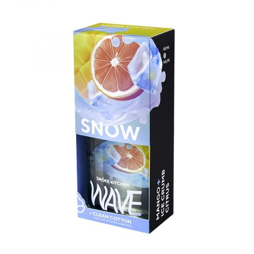 Жидкость Smoke Kitchen WAVE - Snow 100мл/3мг
