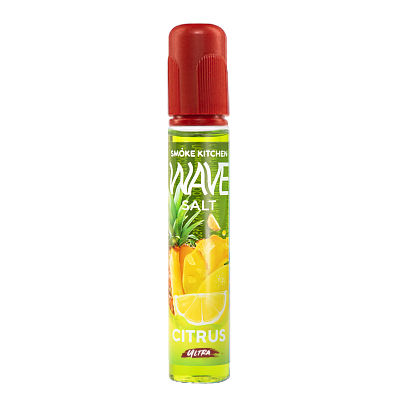 Жидкость Smoke Kitchen Wave Ultra Salt - Citrus 30мл/20мг