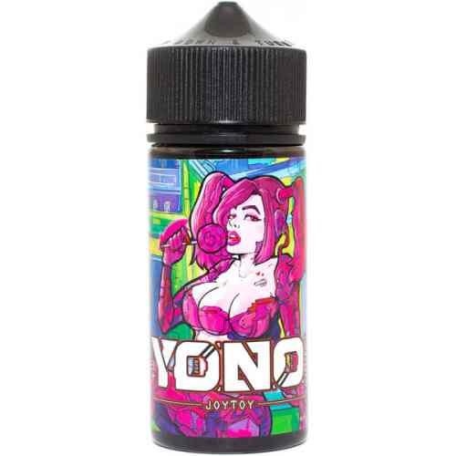 Жидкость YONO Cyber Punk - JOYTOY 100мл/3мг