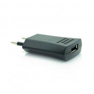 Сетевой адаптер универсальный, USB-220V, 1A