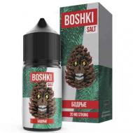 Жидкость BOSHKI Salt - Бодрые 30мл/20мг