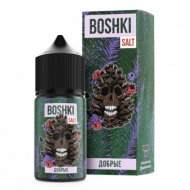 Жидкость BOSHKI Salt - Добрые 30мл/20мг
