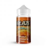 Жидкость BLAZE ''Banana Cinnamon Donut'' 100 мл.