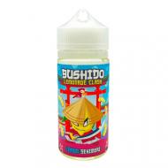 Жидкость Bushido Lemonade Clash - Lemon Sekitori 100мл/2,5мг