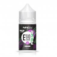 Жидкость EGOшка POD Salt - Grami 30мл/20мг