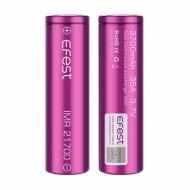 Аккумуляторная батарея Efest 21700 Li-ion 3700 mAh 35A