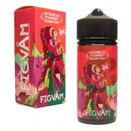 Жидкость Figvam - Watermelon Strawberry Dragon Fruit 100мл/3мг