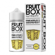 Жидкость Fruit Box - Pineapples and Grapefruit 100мл/0мг