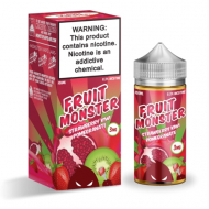 Жидкость Fruit Monster 100 мл. ''Strawberry Kiwi Pomengranate'' 3 мг./мл.