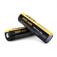 Аккумуляторная батарея IJOY 20700 Li-ion 3000 mAh 40A