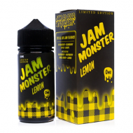 Жидкость Jam Monster - Lemon 100мл/3мг