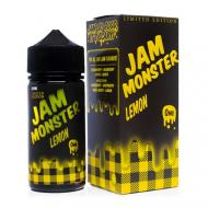 Жидкость Jam Monster 100 мл. ''Lemon'' 3 мг./мл.