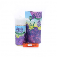 Жидкость Juiceland - Purple Grape 100мл/0-3мг