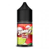 Жидкость Jumble Salt - Lychee Citrus 30мл/20мг