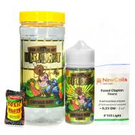Жидкость Kislorot - Chrysalis Berry 100мл/3мг
