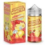 Жидкость Lemonade Monster - Strawberry 100мл/3мг