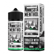 Жидкость Rough Flavor Series - Minnesota Menthol 100мл/6мг