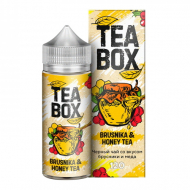 Жидкость Tea Box - Brusnika & Honey Tea 120мл/3мг