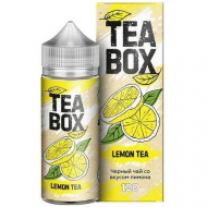 Жидкость Tea Box - Lemon Tea 120мл/3мг