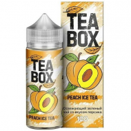 Жидкость Tea Box - Peach Tea 120мл/3мг