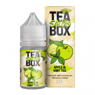 Жидкость Tea Box Salt - Apple & Mint Tea 30мл/20мг