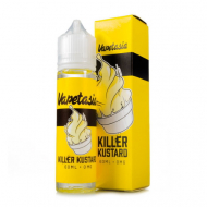Жидкость Vapetasia Killer Kustard - Blueberry 60мл/3мг